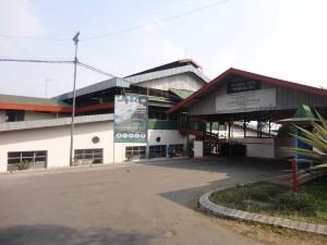 Pabrik Pengolahan Teh Wonosari Lawang