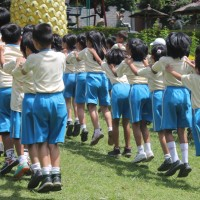 Outbound Anak , Kegiatan Waktu Luang , Outbound game , SDK Santa Maria 1 Malang (1) , 081231938011
