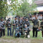 Paintball Game , Team Building  , SD Plus Alkautsar 5 , 081231938011