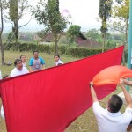 Permainan Outbound , Outbound Malang , Outbound Fun Game , Bank Mandiri KCP Sidoarjo Pahlawan 5 , 081 231 938 011