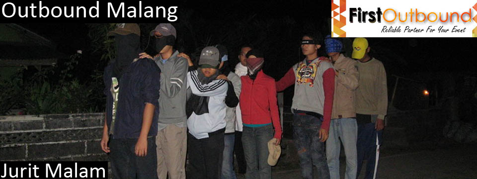 Outbound Jurit Malam