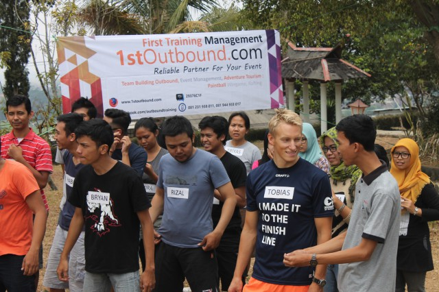 Outbound Malang , Team Buiding , Outbound Training , 24 Slides 2 , 081231938011