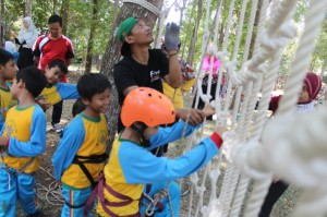 Harga Outbound , Outbound anak , Tempat Outbound Murah , SD Al Muslim Sidoarjo 3 , 081231938011