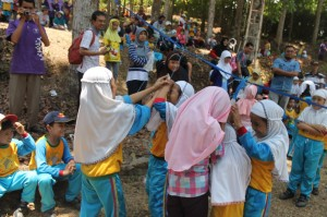 Harga Outbound , Outbound anak , Tempat Outbound Murah , SD Al Muslim Sidoarjo 7 , 081231938011