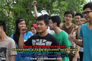 Paket Outbound , Paket Outbound Pelajar , SMAK Frateran Surabaya 2 , 081231938011