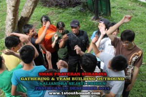 Paket Outbound , Paket Outbound Pelajar , SMAK Frateran Surabaya 4 , 081231938011