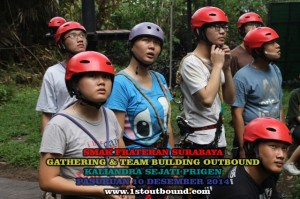 Paket Outbound , Paket Outbound Pelajar , SMAK Frateran Surabaya 5 , 081231938011