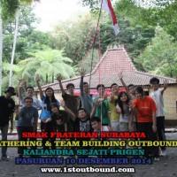 Paket Outbound , Paket Outbound Pelajar , SMAK Frateran Surabaya 6 , 081231938011