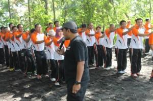 Gathering , Paket Team Building , PT. Ajinex International 2 , 081231938011