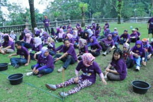 Gathering , Paket Team Building , PT. Ajinex International 5 , 081231938011