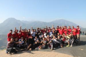 Suasana Outbound di Pegunungan, Dataran Tinggi Masih Menjadi Alternatif Favorit Venue