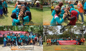 outbound team building, paket outbound team building, outbound teambuilding di trawas