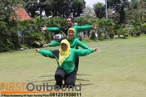 Outbound Leadership Program Batu, Outbound Leadership Program Trawas , Outbound Team Building Bersama Guru SD Jambangan www.1stoutbound.com 5
