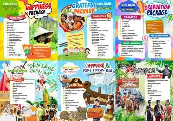 kampung kids, harga kampung kids, paket kampung kids