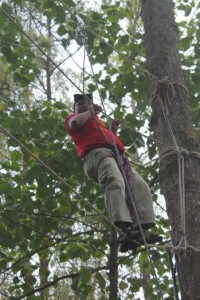 High Rope, Outbound Gathering