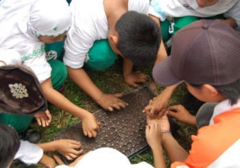 Outbound Edukasi Alam