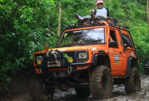 Outbound Gathering, Fun Offroad