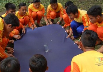 Outbound Leadership Remaja