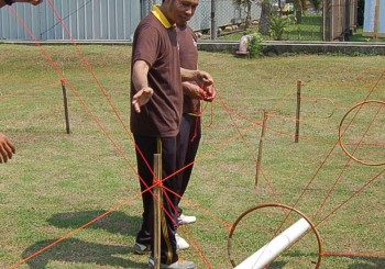 Outbound Team Building, Outbound Upgrading, Outbound Untuk Perusahaan
