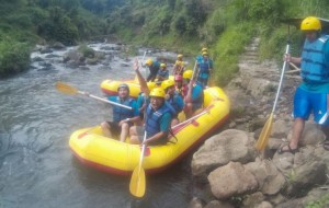 Rafting, Outbound Gathering