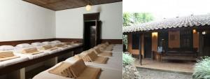 Kamar Asrama Kaliandra Eco Resort