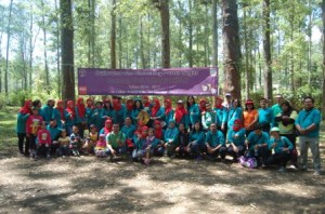 PDGI Blitar, Paket Outbound Malang, Outbound Coban Rondo1