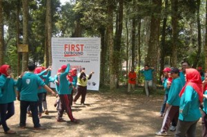 PDGI Blitar, Paket Outbound Malang, Outbound Coban Rondo6