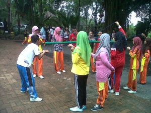 outbound, outbound training, outbound games, games outbound, wisata outbound