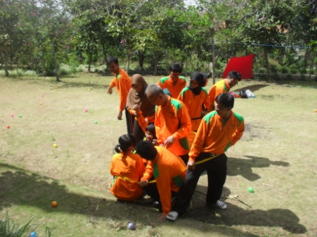 pelatihan outbound, kegiatan outbound, family gathering, tempat outbound, vila hidayatullah batu