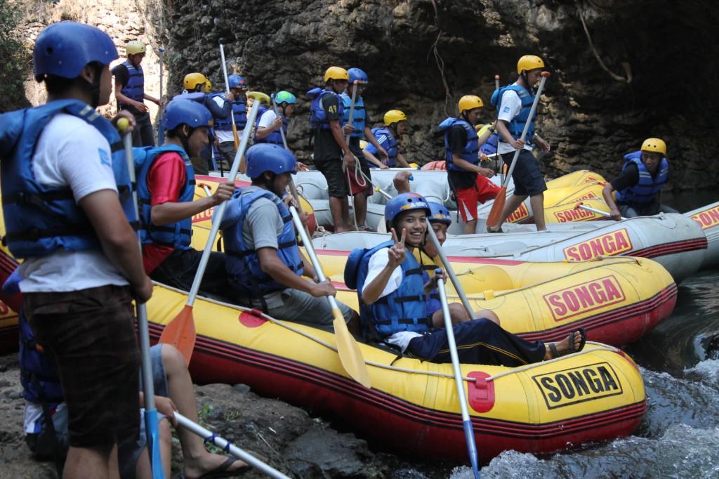 Tempat Outbound , Outbound Murah , Songa Rafting , Amerta Indah Otsuka 6 , 081231938011