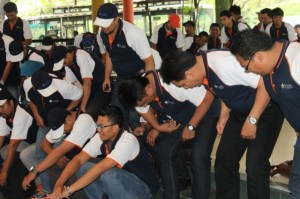 One Day Outbound , Outbound Fun Game , RS PHC Surabaya 4 , 081231938011