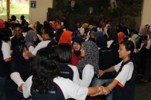 One Day Outbound , Outbound Fun Game , RS PHC Surabaya 7 , 081231938011