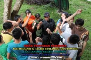 Paket Outbound , Paket Outbound Pelajar , SMAK Frateran Surabaya 4 , 081231938011
