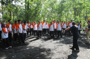Gathering , Paket Team Building , PT. Ajinex International 1 , 081231938011