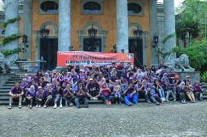 Gathering , Paket Team Building , PT. Ajinex International 3 , 081231938011