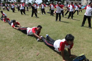 081 231 938 011 , Training Outbound Malang , Training Outbound , PT Nestle 4