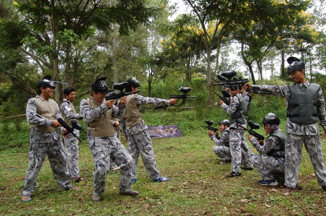 <h1>Paintball Wargame</h1>