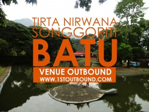 tempat outbound, outbound di batu