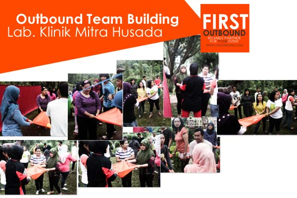 Outbound di Batu, Lab Klinik Mitra Husada