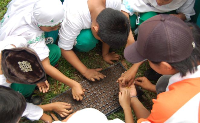 <h1>Outbound Edukasi Alam</h1>