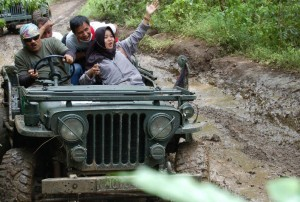 Outbound Gathering, Paket Fun Offroad