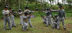 Paintball Wargame, Outbound Games , Outbound Gathering