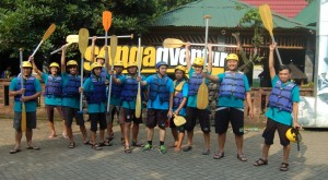 Rafting, Arung Jeram, Outbound Gathering