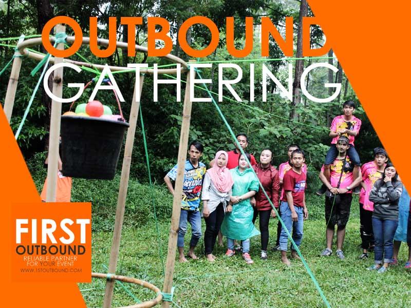 outbound gathering, gathering di jawa timur