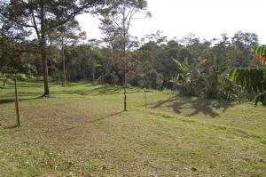 Lapangan Outbound di Bhakti Alam