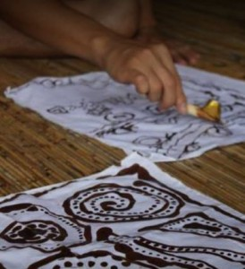 Mini workshop Batik di Kaliandra