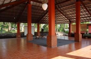 Pendopo Besar di Kaliandra Eco Resort, Meeting, Gathering