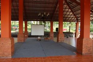 Pendopo Besar di Kaliandra Eco Resort