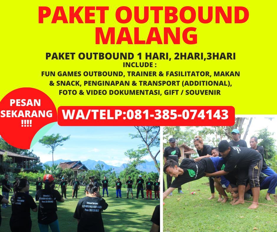 Acara Outbound Malang, Adventure Outbound Malang, Biaya Outbound Malang, Eo Outbound Di Malang, First Outbound Kota Malang Jawa Timur