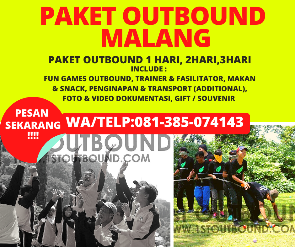 First Outbound Malang, Harga Paket Outbound 1 Hari, Hotel Outbound Malang, Jasa Outbound Malang, Kegiatan Outbound Di Malang